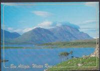Scotland Postcard - Ben Alligin and Upper Loch Torridon, Wester Ross   T549