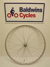 700c FRONT NARROW HYBRID / ROAD Bike / Cycle Wheel - Alloy Rim & Alloy Hub