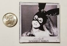 Miniature record album Barbie Doll 1/6 Playscale Album Adriana Grande Dangerous