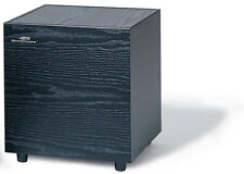 Jamo A3SUB.1 subwoofer in black/silver - new - ships most regions -12 month wty