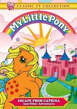 My Little Pony: Escape From Catrina and Other Adventures [New DVD]