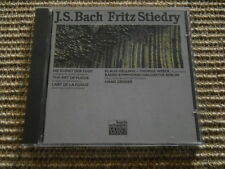 Bach / Stiedry The Art of Fugue Die Kunst der Fuge - CD