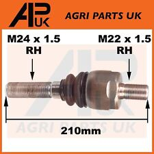 Steering Joint Track Tie Rod Ford New Holland Tractor TW Case IH MX Maxxum Claas