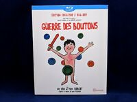 LA GUERRE DES BOUTONS 1962 Bluray Restauré Collector Yves Robert Galabru Neuf