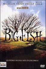 Dvd BIG FISH - Le Storie Di Una Vita Incredibile - (2003) .....NUOVO