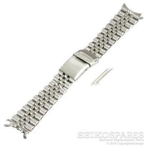 Seiko Metal Watch Band für skx007 skx009 skx173 Edelstahl Jubilee Armband