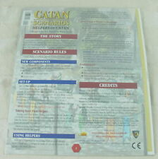 Settlers of Catan Scenarios: Helpers of Catan Expansion Set CSICN3115