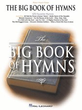 """The Big Book of Hymns"" MUSIC BOOK-PIANO/VOCAL/GUITAR-BRAND NEW ON SALE SONGBOOK"