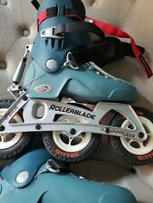 Rollerblade Coyote Extreme Roller skate size Us 10 - Eu 43 made in Italy