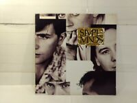 Simple Minds Once Upon A Time 1985 Virgin Vinyl Record                    lp2429