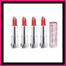 10 X Maybelline Color Sensational The Shine Lipstick 445 Mango Diamonds ❤ GLOSSI