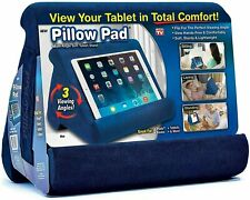 Pillow Pad Multi Angle Cushioned Tablet and iPad Stand