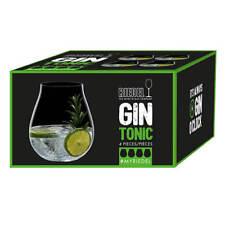 4 Riedel  Gin`O Clock, Gin Tonic Gläser 5414/67 , Gin Set