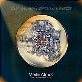 Van der Graaf Generator - Merlin Atmos (Live Performances 2013) (2015)  CD  NEW