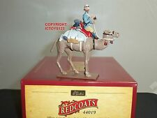 William Britains Redcoats Officer Grenadier Guards Camel Regiment 44019
