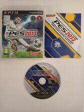 PRO EVOLUTION SOCCER 2013 PES PLAYSTATION 3 GAME PS3 WITH MANUAL