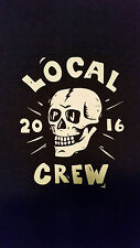 ORIGINAL 2016 PEARL JAM  LOCAL CREW T-SHIRT - BRAND NEW NEVER WORN XL 2016