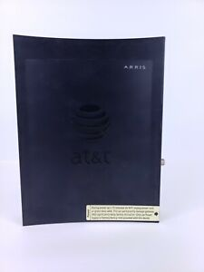 AT&T U-VERSE ARRIS Model NVG589 Modem Wi-Fi Router