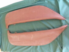 1962 1963 1964 NOS Ford Fairlane Fender Skirts 64