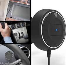 Car Bluetooth Speaker Phone Audio Music Receiver Adapter Charger AUX For VW Benz
