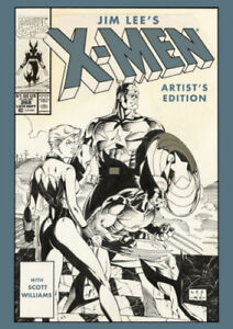 Jim Lee's X-Men Artist's Edition by Jim Lee