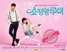 Korean Drama w/Japanese subtitle No English subtitle ショッピング王ルイ(高画質8枚)