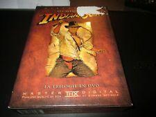 "COF 4 DVD ""LES AVENTURES D'INDIANA JONES : LA TRILOGIE (1, 2 & 3)"" Harrison FORD"
