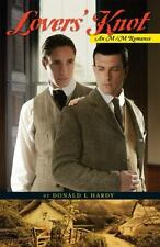 Lover's Knot by Donald Hardy 2009 softcover - gay M/M romance