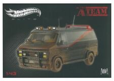 Hot Wheels Elite The A-Team with Mud 1:43