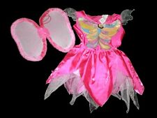 Girl Barbie Fairytopia Elina Dress Up Costume 4/5/6