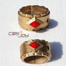 """Cosjoy 2.9"""" Tales of Vesperia Yuri Lowell's Bracelet PVC Cosplay Prop -0252"""