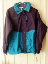COLUMBIA SPORTSWEAR~Purple~Teal~SKI JACKET~Zip In Lining~Snow Boarding~Snow~Med