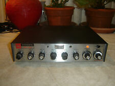 Bogen CHS-M, 4 Channel Mixer, Amp, with Eq and Compressor, Vintage Unit