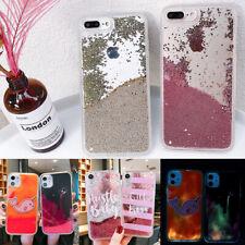 Glitter Liquid Quicksand Cute Phone Case Cover For iPhone11Pro 7 8Plus XR XsMax