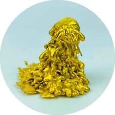 LEKLAI THONGPLALAI gold core protect magic lucky Rare thai buddha amulet 966