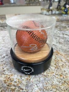Michael Jordan Signed UDA Basketball Baseball Nike Rare Silver 23 45