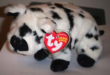 Ty Beanie Baby ~ STUBBY the Pig ~ MINT with MINT TAGS ~ RETIRED