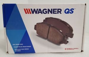 Disc Brake Pad Set-4WD Rear Wagner ZD975