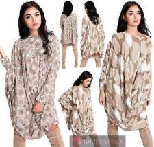 Vestiti da donna a manica lunga in cotone