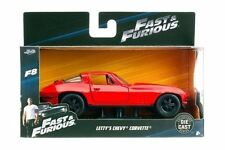 Fast and Furious - Letty's Chevy Corvette 1:36 Scale Die Cast Model