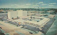 TX - 1960's Executive Inn Motel in Dallas, Texas - Artist's Concept Card