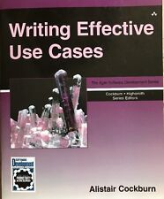 Writing Effective Use Cases by Alistair Cockburn Annual Productivity Award