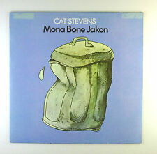 "12"" LP - Cat Stevens - Mona Bone Jakon - C 1169 - washed & cleaned"