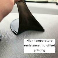 Rubber Gel Car Mount Holder Magic Sticky Pad Slip Mat For Mobile V1Z4 Phone I6T8