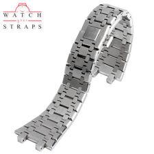 Bracelet Acier Royal Oak  Audemars Piguet 21,26,28mm Acier inoxydable