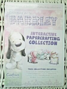 CRAFTERS COMPANION EVERYDAY WITH BARKLEY CD ROM Card Making Craft