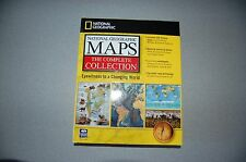 National Geographic Maps: The Complete Collection 8 Cd-Rom Set Retail Box