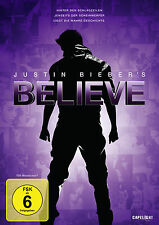 Justin Bieber's Believe DVD NEU + OVP!
