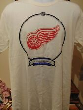 Detroit Red Wings Bud Lite Stanley Cup Winners Men s T-Shirt Large b8663f17e