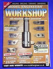 Model Engineers Workshop Magazine No 157 Lathe Metalwork Myford Super 7